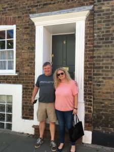 Paul and Cathy on doorstep of dog friendly Holiday Cottage in Deal Kent holiday cottage deal kent holiday cottage kent coast holiday cottages kent and sussex holiday cottage kent dog friendly holiday rentals deal kent holiday cottage kent coast dog friendly holiday cottages kent pet friendly holiday cottages deal kent uk holiday rentals deal kent uk holiday cottage rental deal kent holiday cottage kent swimming pool dog friendly holiday cottages deal kent holiday cottage in deal kent holiday cottage kent dover holiday cottage kent for sale holiday cottage kent hot tub holiday cottage kent pets welcome holiday cottage kent sea view holiday cottage kent sussex holiday cottage kent uk holiday cottage kent with hot tub holiday cottage kingsdown deal kent holiday cottage near deal kent holiday cottages kent coast uk holiday cottages kent dogs welcome holiday cottages kent downs holiday cottages kent tripadvisor luxury holiday cottages deal kent fish and chips food takeaway restaurant flowers hanging baskets conservations area wooden windows sash windows history smugglers pirates fresh fish freshly caught